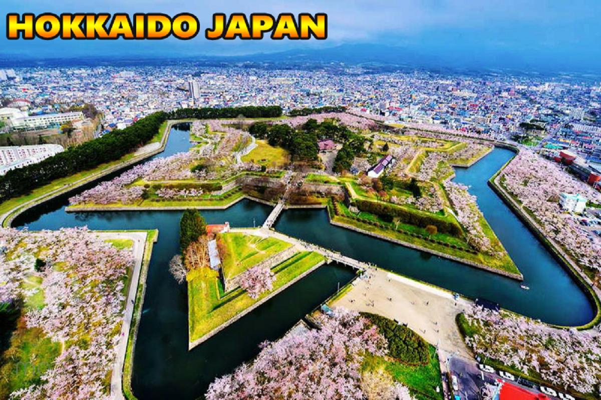 Tỉnh ( 01 ) Hokkaido Japan  – vùng đất của sự lạnh giá