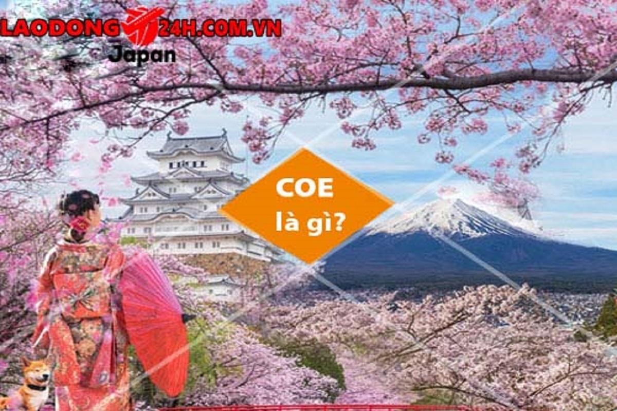 COE – Tư cách lưu trú Nhật Bản là gì ?