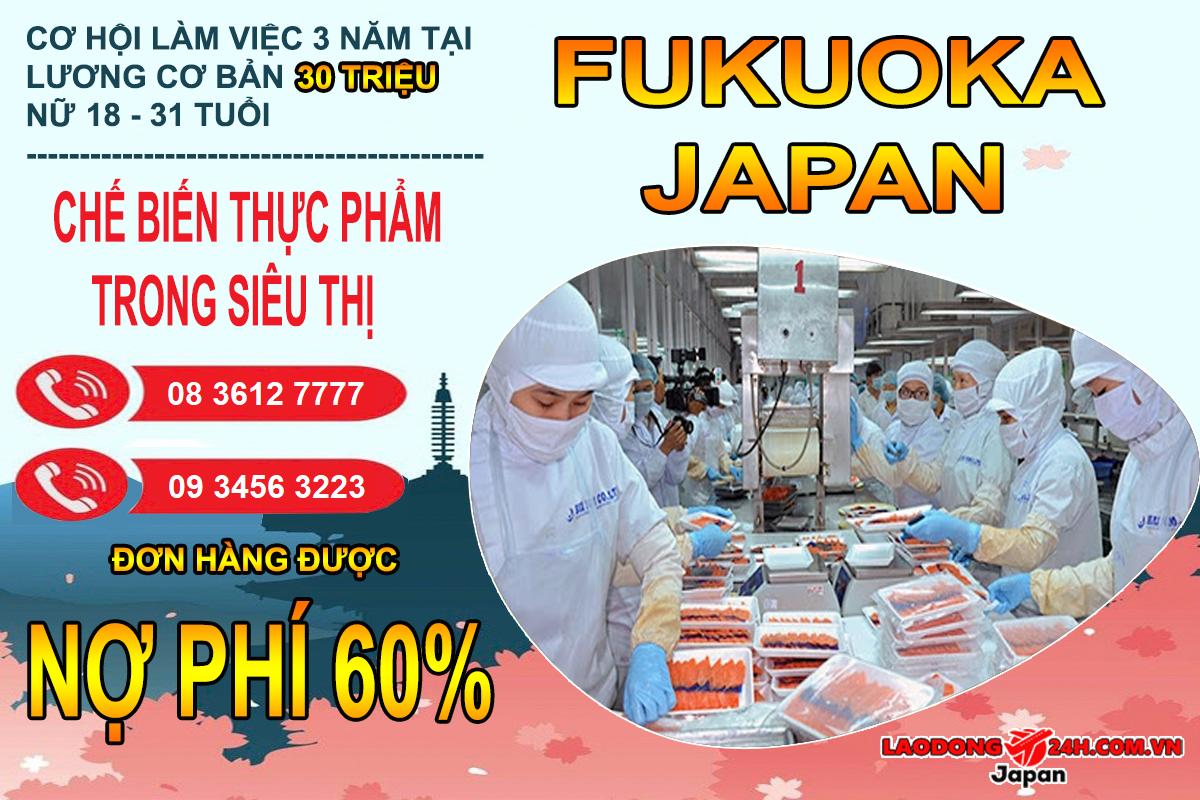Chế biến thực phẩm trong siêu thị – Nợ phí 60%